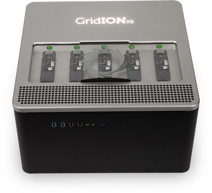 GridION seqeuncing device